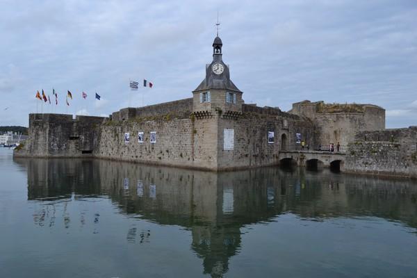 guía viaje Concarneau y las islas glénan bretaña francesa