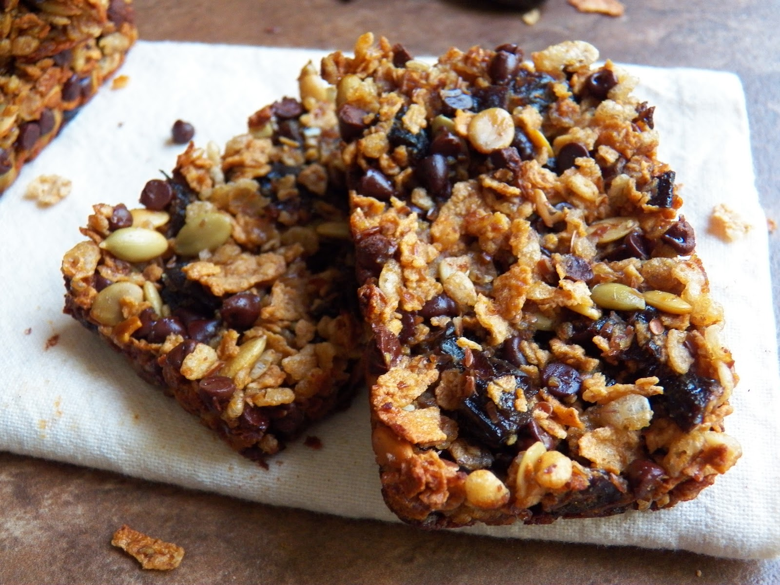 Plum Sweet Chewy Cereal Bar