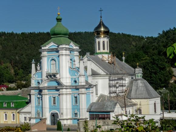 Кременець. Свято-Миколаївський собор (1830)
