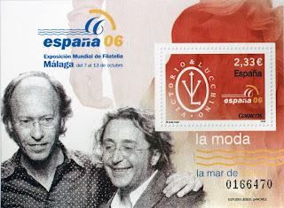 EXPOSICIÓN MUNDIAL DE FILATELIA, LA MODA