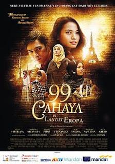 Download Film 99 Cahaya Di Langit Eropa Part 1 (2013) DVD-Rip