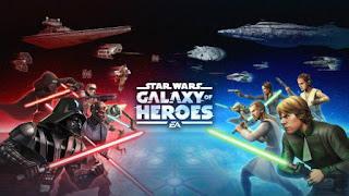 imagem do jogo Star Wars: Galaxy of Heroes