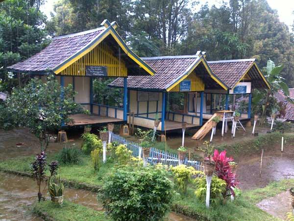 Desa Wisata Pasanggrahan