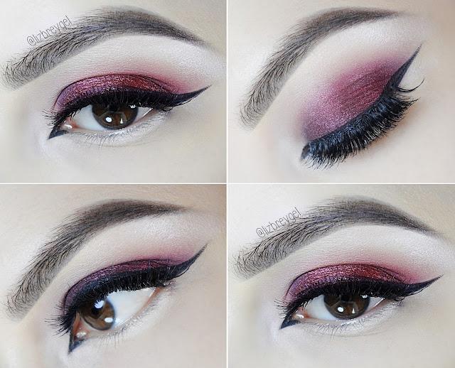 makeup for dark brown amber black eyes liz breygel makeup tutorial