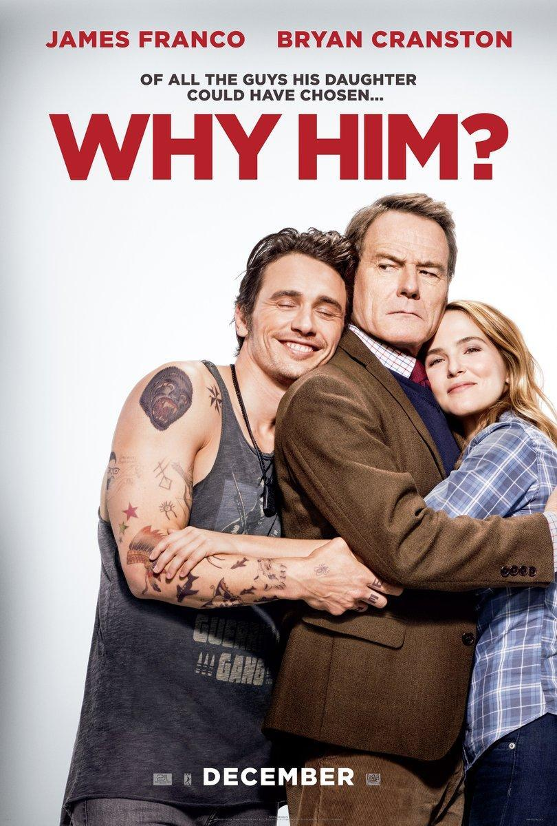 Why Him? [2016] [DVDR] [NTSC] [Latino]