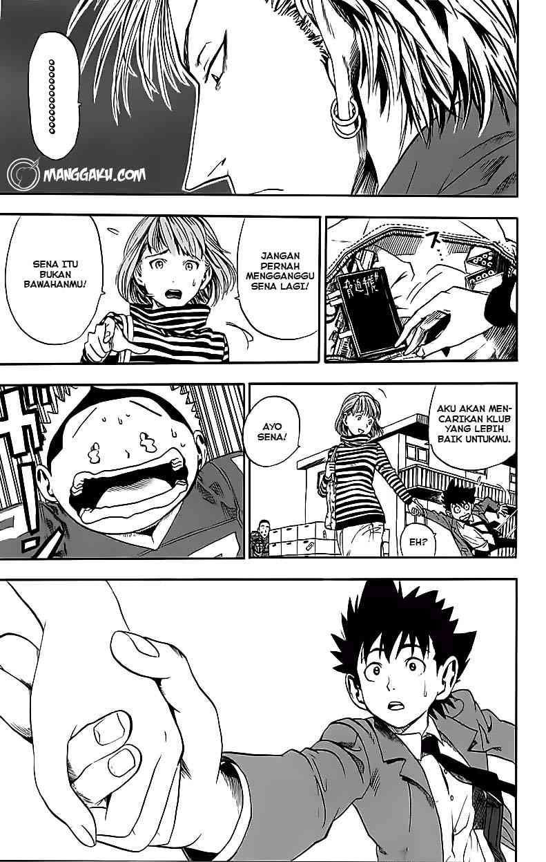 Komik eyeshield 21 008 - tangan itu takkan menghentikanku 9 Indonesia eyeshield 21 008 - tangan itu takkan menghentikanku Terbaru 4|Baca Manga Komik Indonesia|