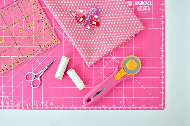 how to sew a pillowcase