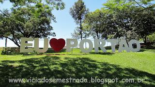 Praça do Chafariz, Portão, RS
