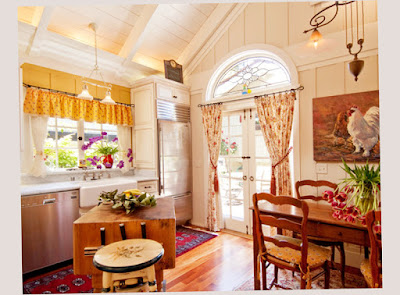 Country Kitchen Decorating Themes French Type Decorating Ideas Design Remodel Photo