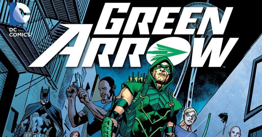 Review green arrow vol 7 kingdom trade paperback dc comics review green arrow vol 7 kingdom trade paperback dc comics collected editions fandeluxe Images
