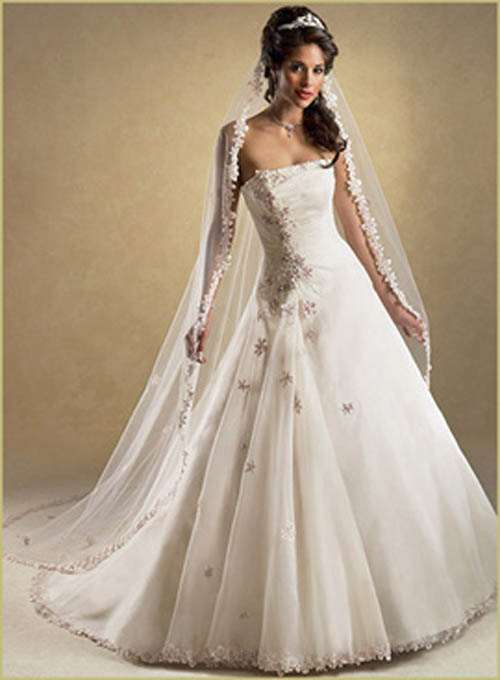 Princess Wedding Gown: Princess Wedding Dresses