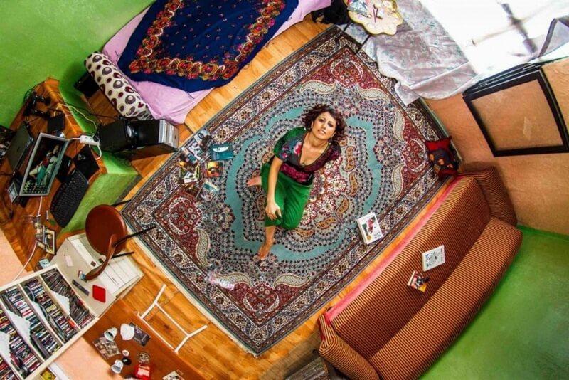 غرفة نوم من اسطنبول- تركيا