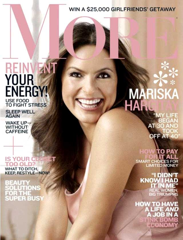 """These Are Their Stories: """"More"""" Features Mariska Hargitay"""