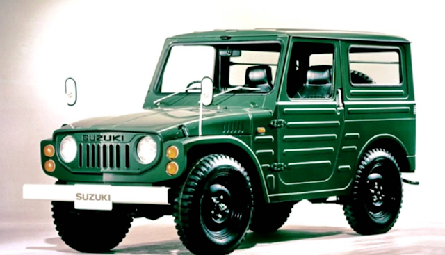 Mobil Suzuki Jimny LJ20