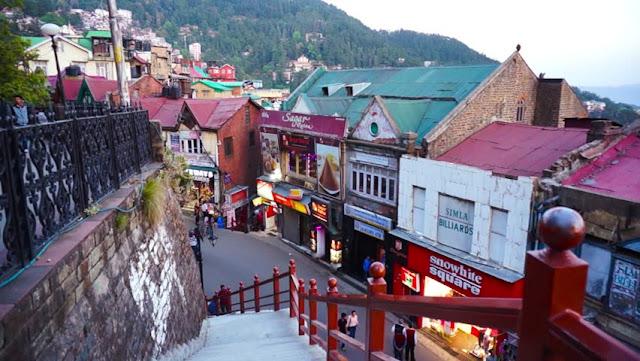 Shimla Street