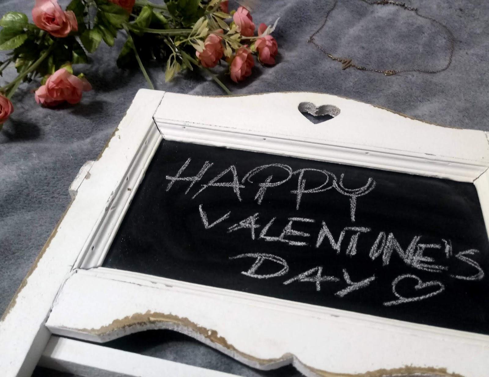 Singielka w Walentynki