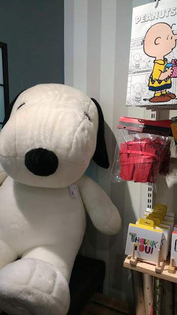 Intalnire cu Snoopy in Berlin