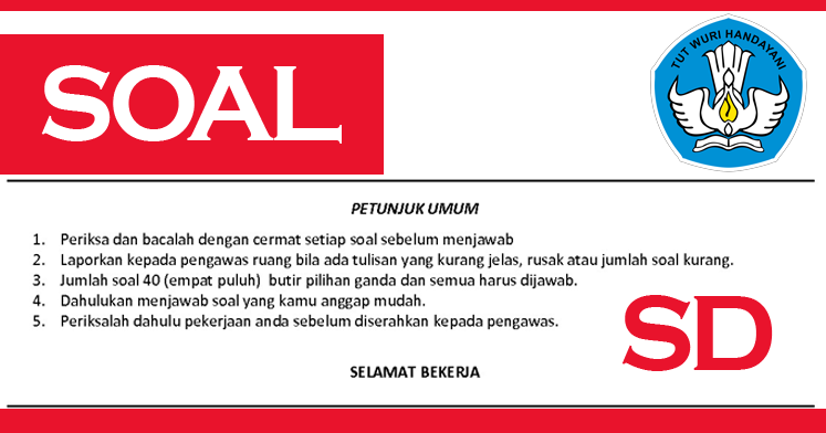 Contoh Soal Ulangan Bahasa Jawa Kelas 1 Sd Dan Kunci Jawaban Contoh Soal Wikiedukasi