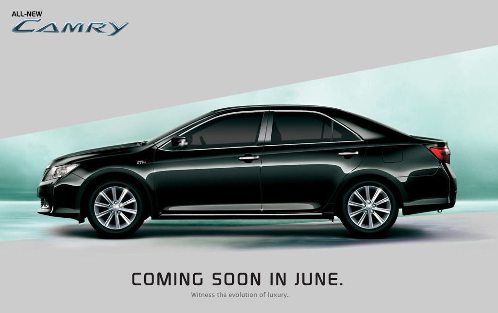 All New Toyota Camry Malaysia Jual Corolla Altis Automotive News Coming Soon Ben9166