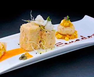 Cocina Ecuatoriana - Tortillas de arroz