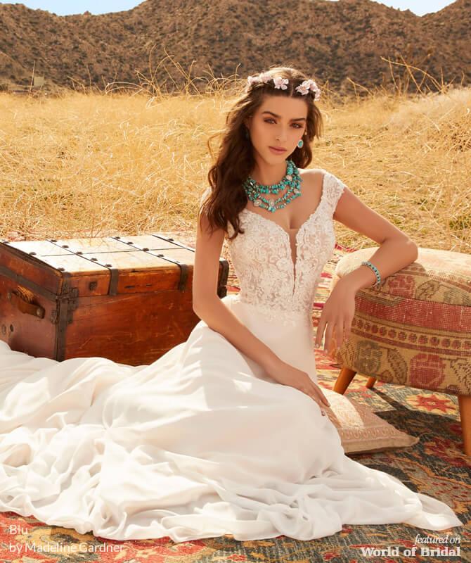Madeline Gardner Wedding Gowns