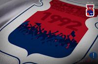 Paraná Clube selo comemorativo Campeão Brasileiro 1992