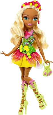 TOYS : JUGUETES - EVER AFTER HIGH  Nina Thumbell   Muñeca - Doll  Producto Oficial 2016   Mattel    A partir de 6 años  Comprar en Amazon España & buy Amazon USA