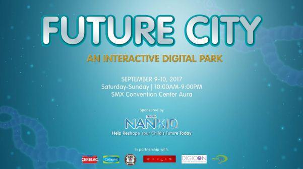 Future City: An Interactive Digital Park