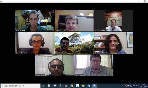 Estudiantes de la UNCO ya pueden rendir su último final o tesis de manera virtual