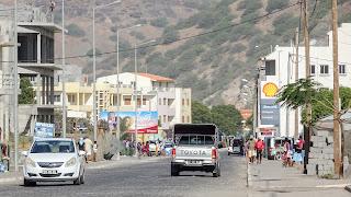 Good shops and restaurants in Tarrafal