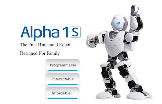 MAKE MONEY ONLINE WITH HUMANOID ROBOT