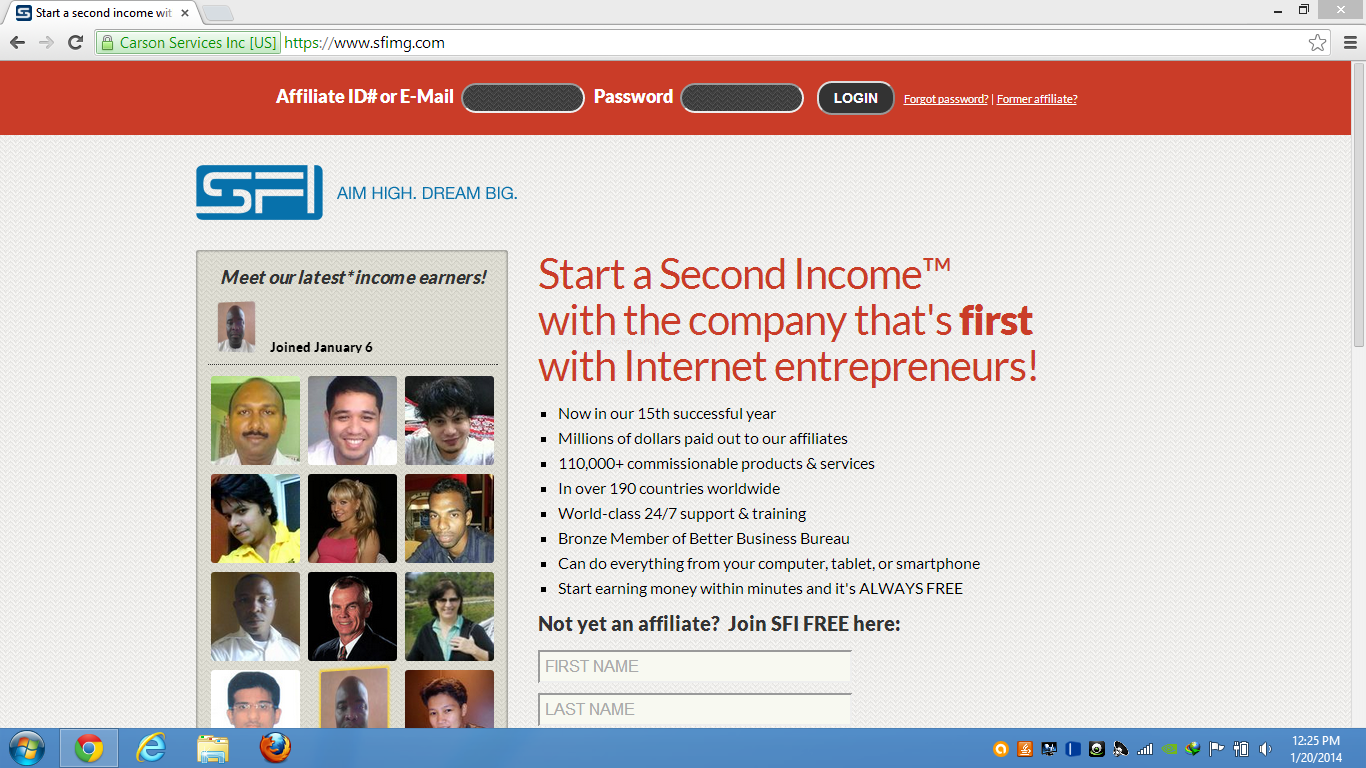 Earn second income online