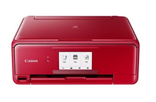 distinct inks together with smart connectedness to impress out cracking photos Canon PIXMA TS8152 Drivers Download