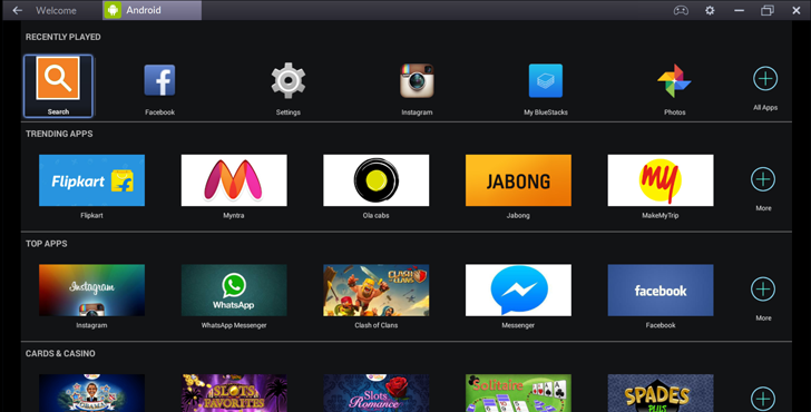 How to Run Multiple Android apps on Windows and Mac OS X Simultaneously