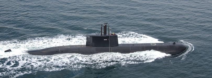 Німеччина передала Єгипту третю субмарину тип 209/1400