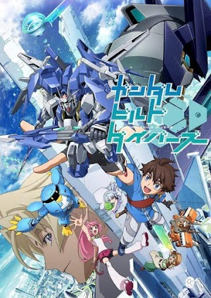 Gundam Build Divers (08/??) [HDL] 150MB [Sub.Español] [MEGA]