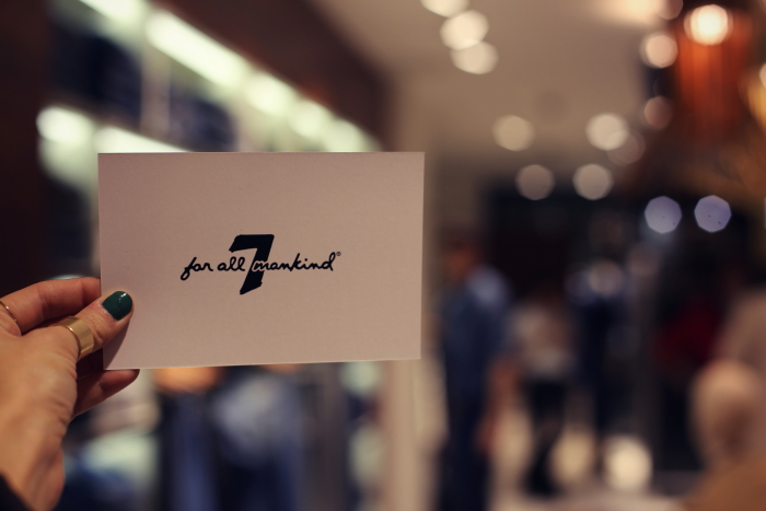 7 for all mankind opening madrid