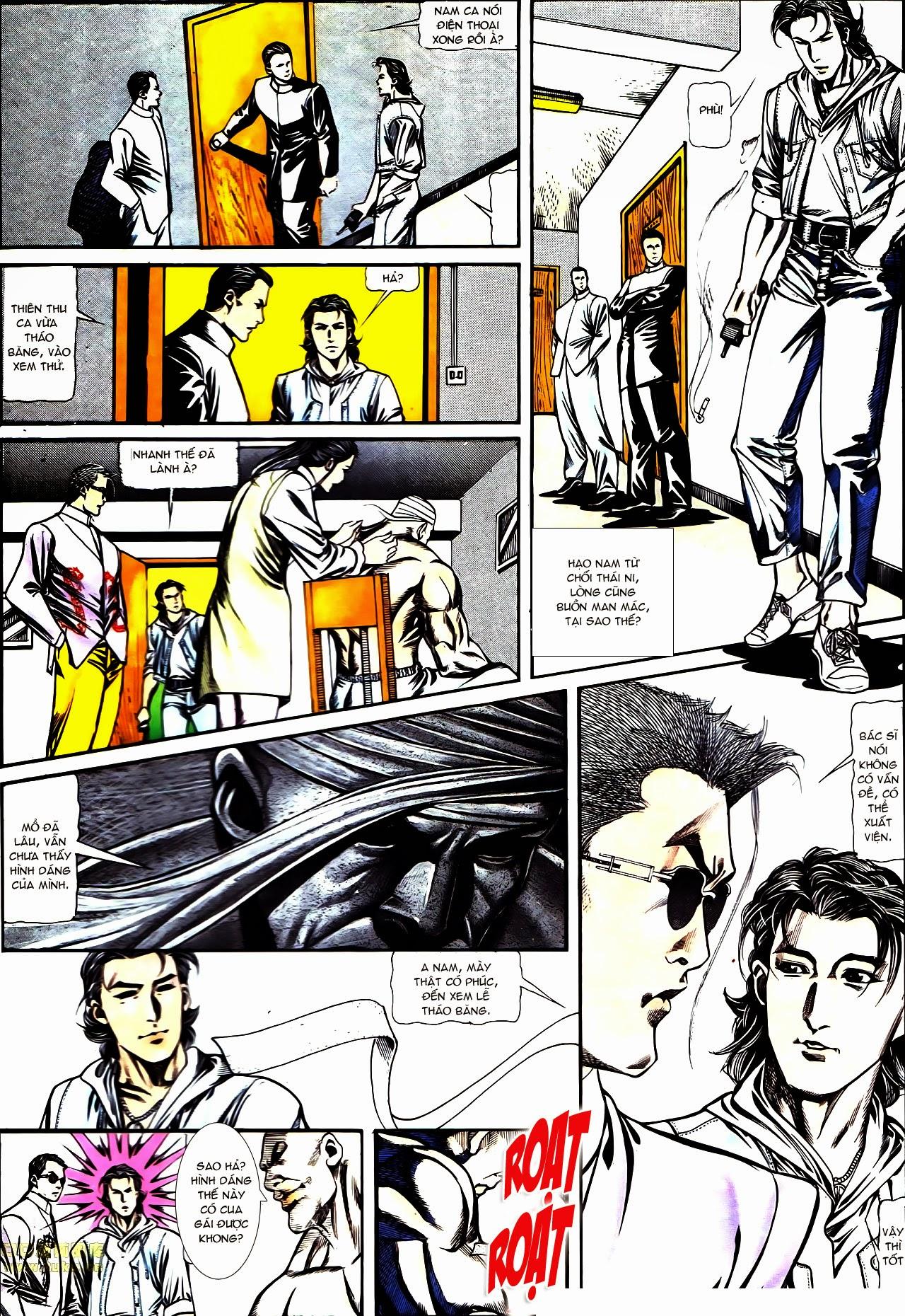 Người Trong Giang Hồ chapter 122: phố dục lạc trang 24