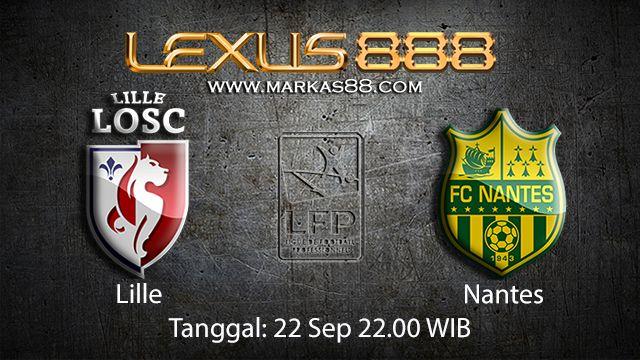Prediksi Bola Jitu Lille vs Nantes 22 September 2018 ( French Ligue 1 )