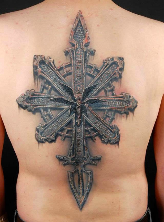 6 tattoos are very incredible
