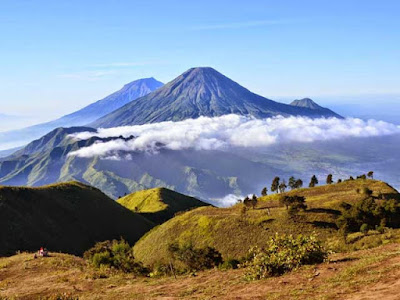 Mountaineering Prau