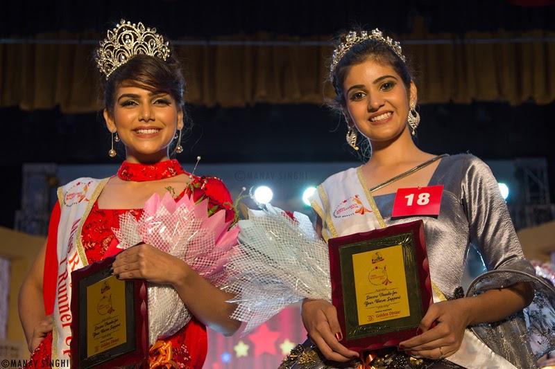 Aanchal Bohra Crowned Miss Rajasthan 2018.