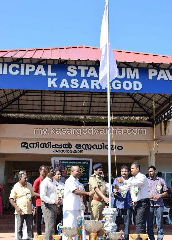 Kerala, News, Vidyanagar, Kasargod, District Athletic meet, Municipal stadium, K.G Simon, District Athletic meet winners.