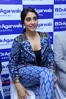 Actress Regina Candra at Dr Agarwal Eye Hospital Inaugaration .COM 0161.JPG