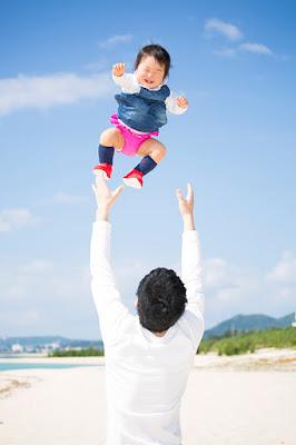 沖縄 一歳記念 ロケーションフォト