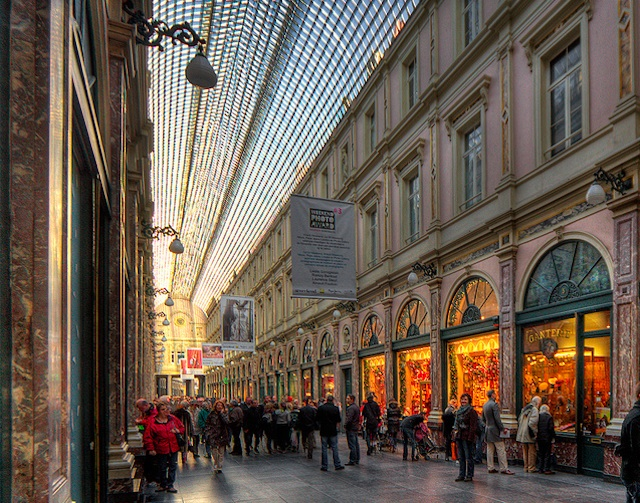Picturesque Shopping Streets In Europe