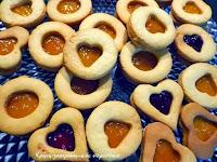 Σαμπλέδες: βουτυράτα μπισκότα με την εξελληνισμένη εκδοχή της γαλλικής pâte sablée - by https://syntages-faghtwn.blogspot.gr