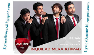 Inquilab Mera Khwab Lyrics