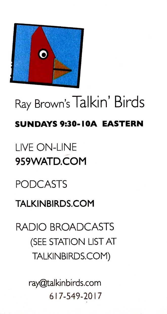 Favorite Birding Podcast