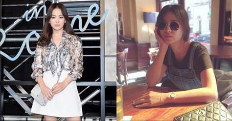Phim Không ai khác, Song Hye Kyo chính là tay chơi hàng hiệu kín tiếng nhất Kbiz-2016